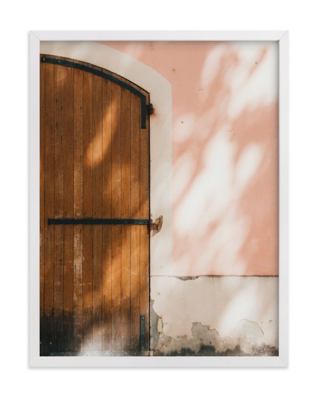 """Provence"" - Limited Edition Art Print by Lindsay Ferraris Photography in beautiful frame options and a variety of sizes."