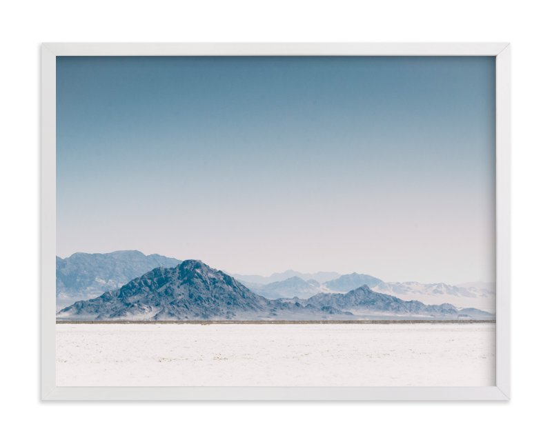 """""""Zzyzx"""" - Limited Edition Art Print by Kamala Nahas in beautiful frame options and a variety of sizes."""