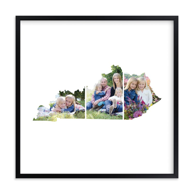"""""""Kentucky Love Location"""" - Custom Photo Art Print by Heather Buchma in beautiful frame options and a variety of sizes."""