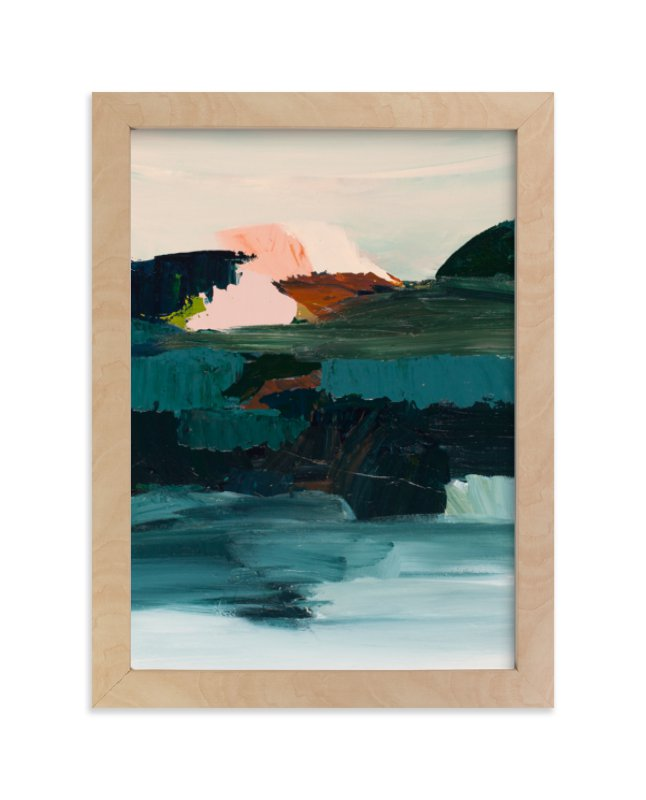 """Curaçao"" - Limited Edition Art Print by Caryn Owen in beautiful frame options and a variety of sizes."
