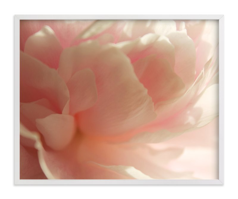 """Sweet Gesture II"" - Art Print by Karen Kaul in beautiful frame options and a variety of sizes."