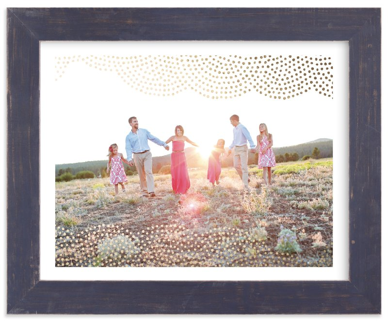 """""""Majestic"""" - Foil-pressed Photo Art Print by Oscar & Emma in beautiful frame options and a variety of sizes."""