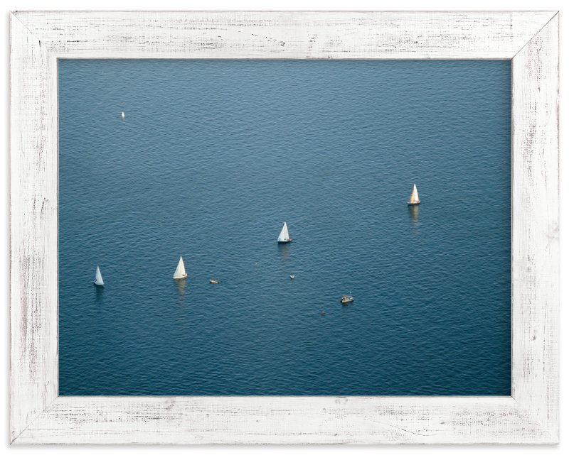 """""""A non occasional gathering"""" - Art Print by van tsao in beautiful frame options and a variety of sizes."""