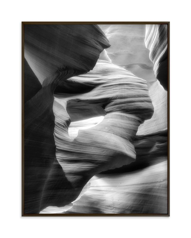 """""""Eye of the Needle"""" - Art Print by Michelee Scott in beautiful frame options and a variety of sizes."""