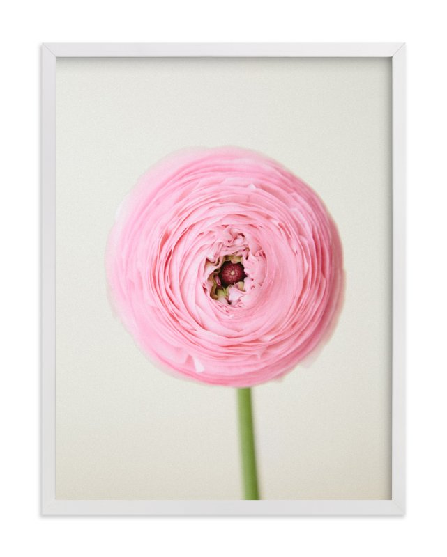 """""""Cotton Candy on a stick"""" - Limited Edition Art Print by Michelle Westling in beautiful frame options and a variety of sizes."""