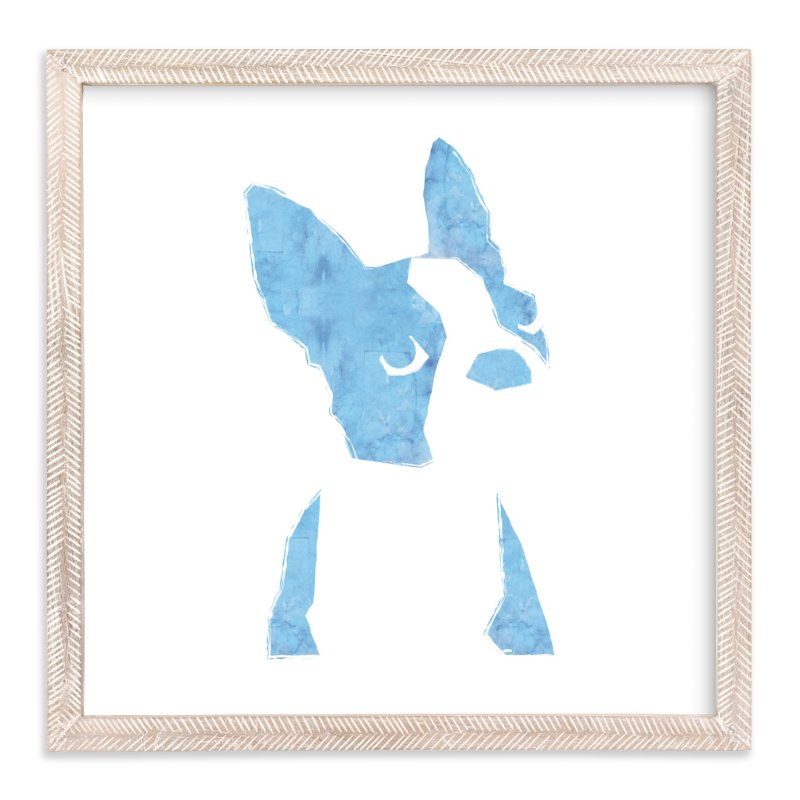 Baby Boston Wall Art Prints By Haley Weisberger | Minted