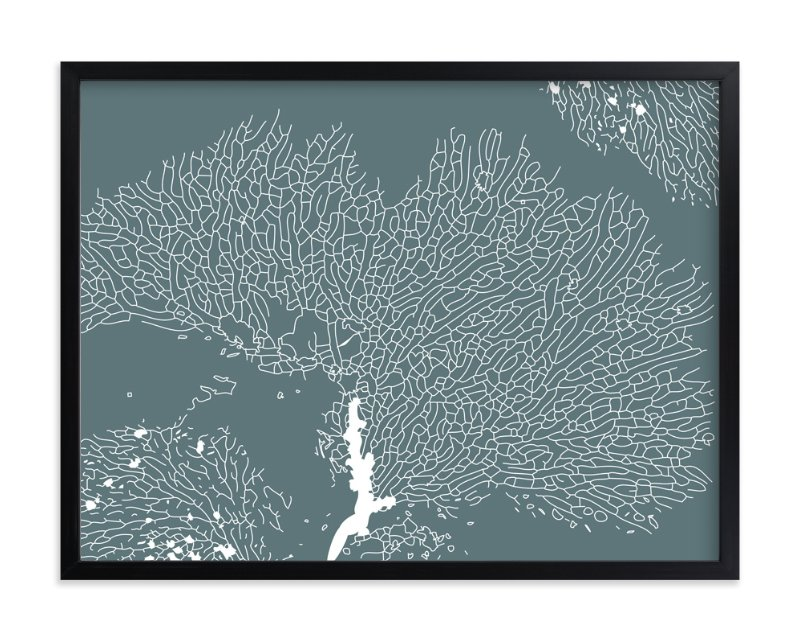 """""""Pattern in nature"""" - Art Print by Stellax Creative in beautiful frame options and a variety of sizes."""