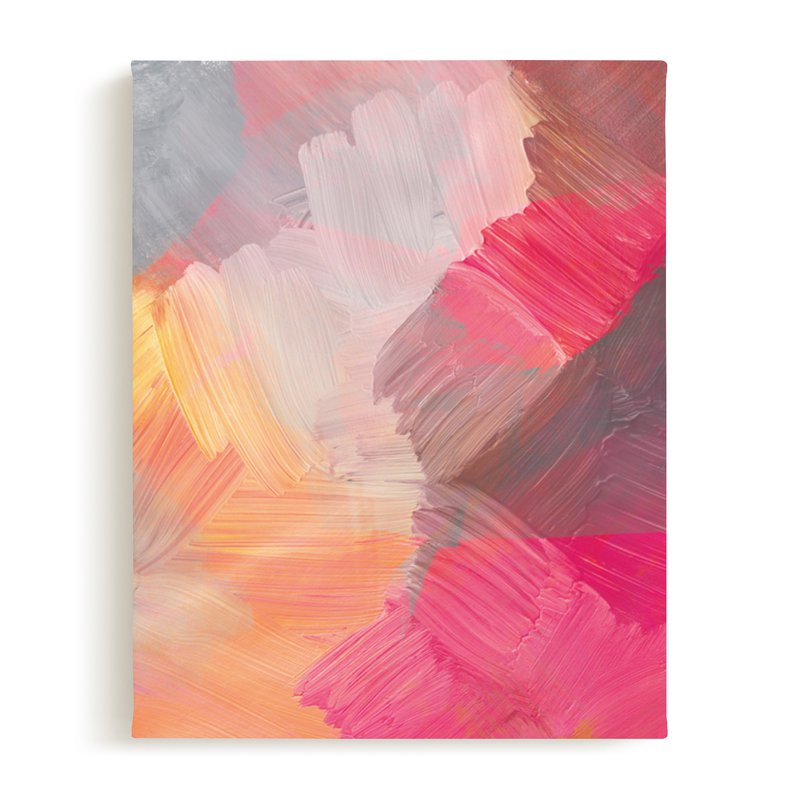 valley wall art prints by hooray creative