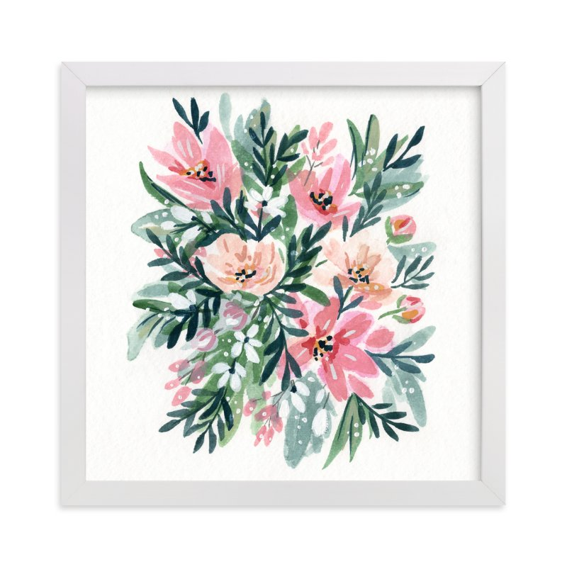 """""""50s Paperwhites"""" - Art Print by Natalie Malan in beautiful frame options and a variety of sizes."""