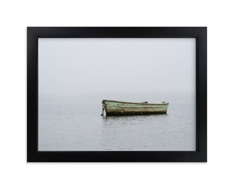 """""""Serenity"""" - Art Print by Lillian Scull in beautiful frame options and a variety of sizes."""