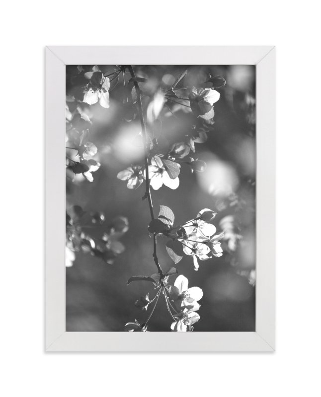 """""""Vintage Blossoms"""" - Art Print by Heather M. Roberts in beautiful frame options and a variety of sizes."""