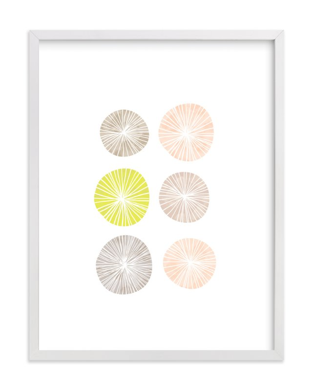 """""""Barnacle"""" - Art Print by Milk and Marrow in beautiful frame options and a variety of sizes."""
