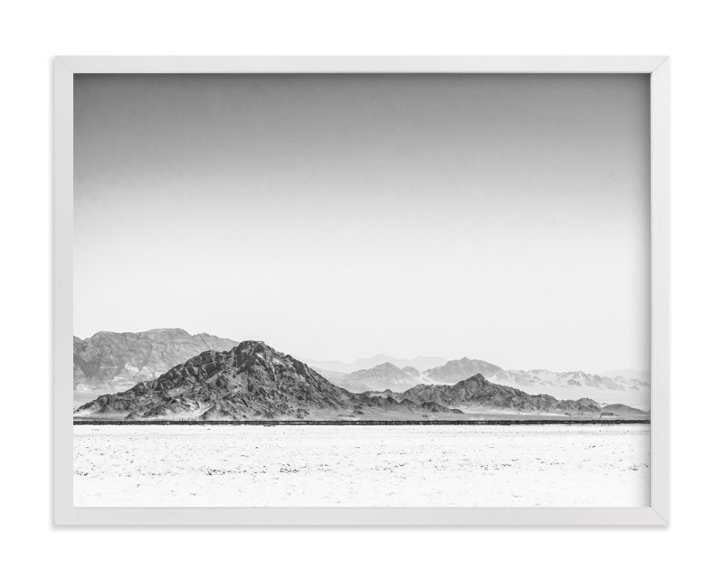 """Zzyzx"" - Art Print by Kamala Nahas in beautiful frame options and a variety of sizes."