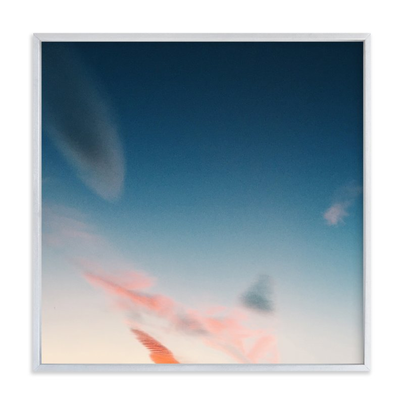 """""""Conversation Sky"""" - Art Print by Bonnie Tsang in beautiful frame options and a variety of sizes."""