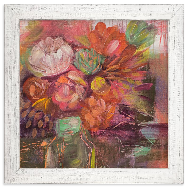 """""""Take a Deep Breath"""" - Art Print by Stacy Kron in beautiful frame options and a variety of sizes."""