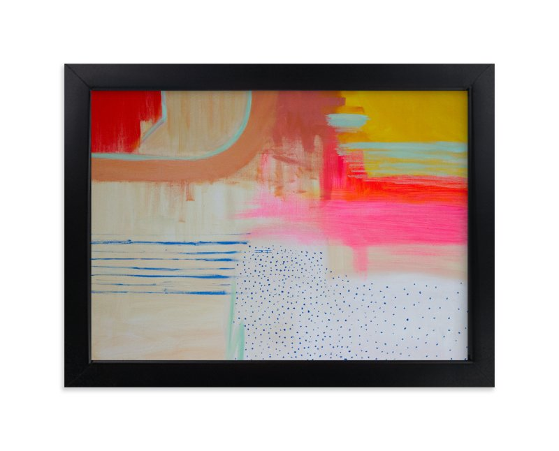 """""""Sand"""" - Limited Edition Art Print by Melissa Douglas in beautiful frame options and a variety of sizes."""