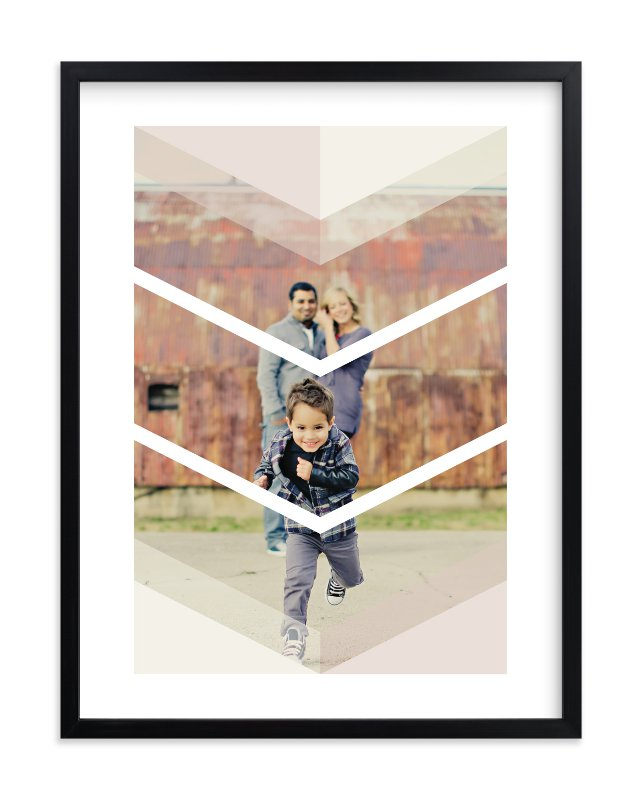"""Overlay"" - Custom Photo Art Print by Grace Kreinbrink in beautiful frame options and a variety of sizes."