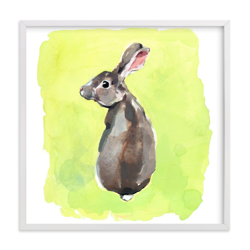 Wild Rabbit Wall Art