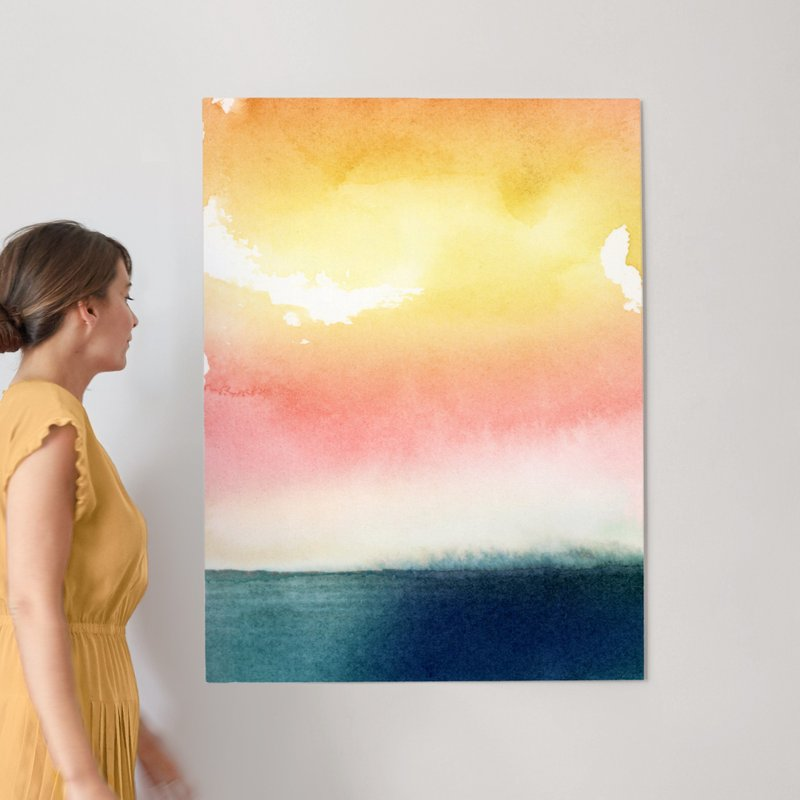 Glimmer Wall Art Prints by Lindsay Megahed | Minted