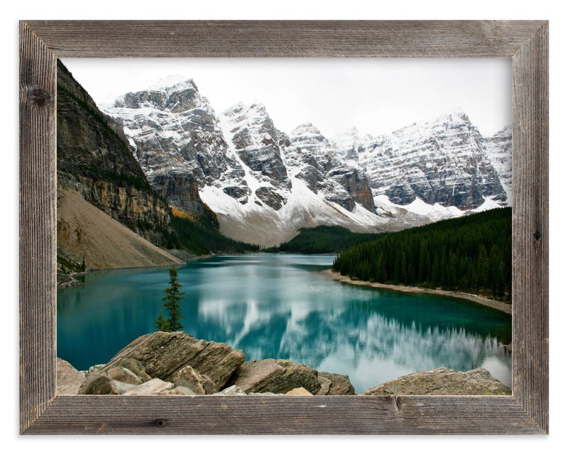 """""""Twenty Dollar View"""" - Limited Edition Art Print by Lisa Cersovsky in beautiful frame options and a variety of sizes."""