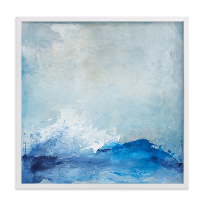 """Fleeting Light"" - Limited Edition Art Print by Julia Contacessi in beautiful frame options and a variety of sizes."