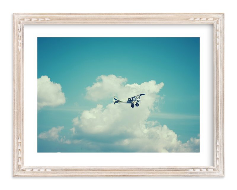 """Fly With Me I"" - Limited Edition Art Print by Erin Beutel in beautiful frame options and a variety of sizes."