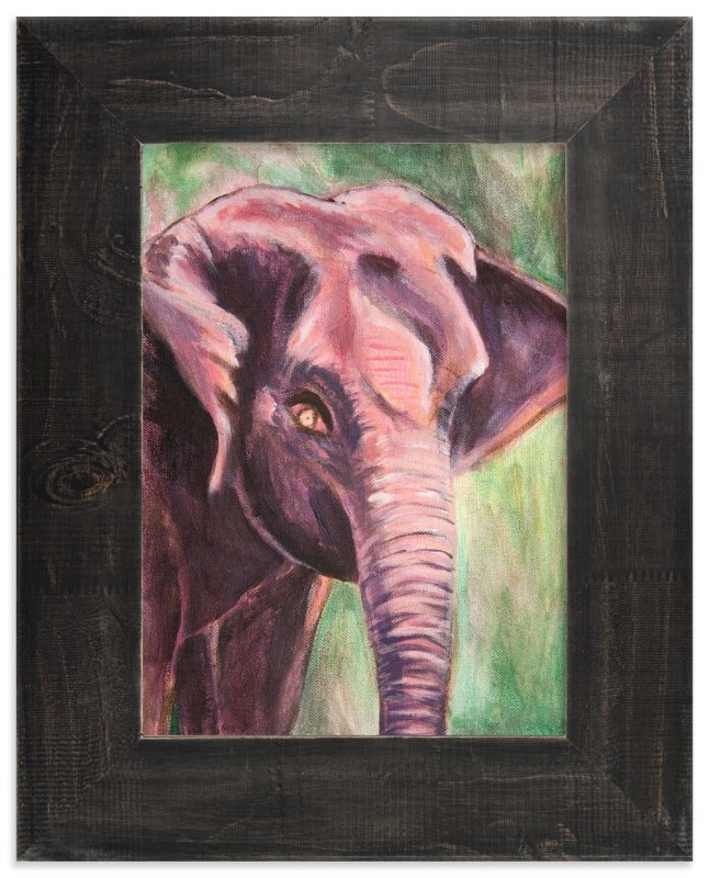 """Kalamae"" - Art Print by Rebecca Pollard in beautiful frame options and a variety of sizes."