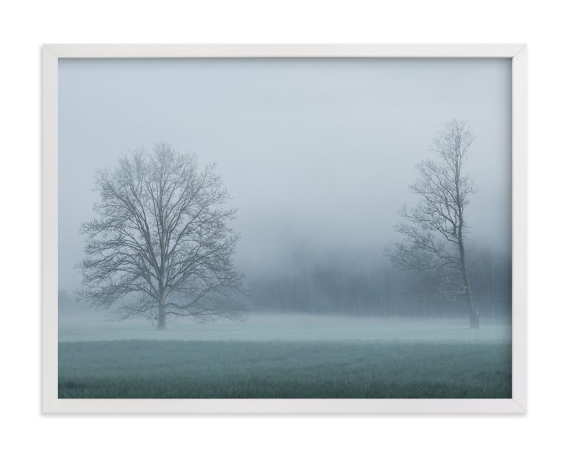 """""""Trees 3"""" - Art Print by Lynn Fyffe in beautiful frame options and a variety of sizes."""