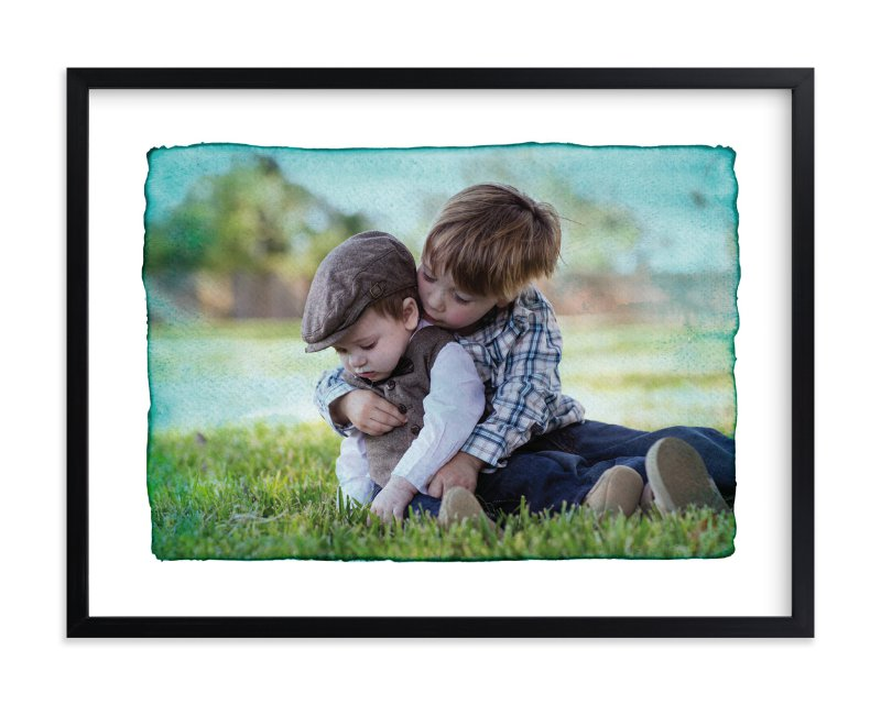 """""""Aquarelle"""" - Custom Photo Art Print by j.bartyn in beautiful frame options and a variety of sizes."""
