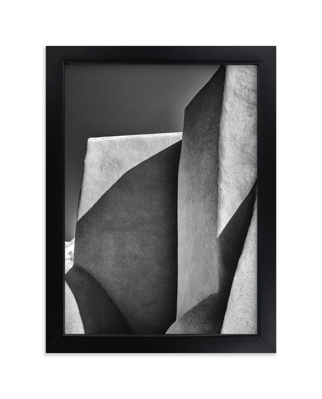 """Adobe"" - Art Print by Gabrial Reising in beautiful frame options and a variety of sizes."