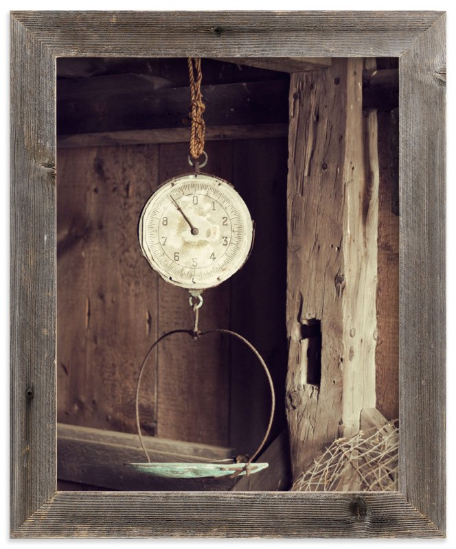 """""""Nautical Scale"""" - Art Print by Gray Star Design in beautiful frame options and a variety of sizes."""