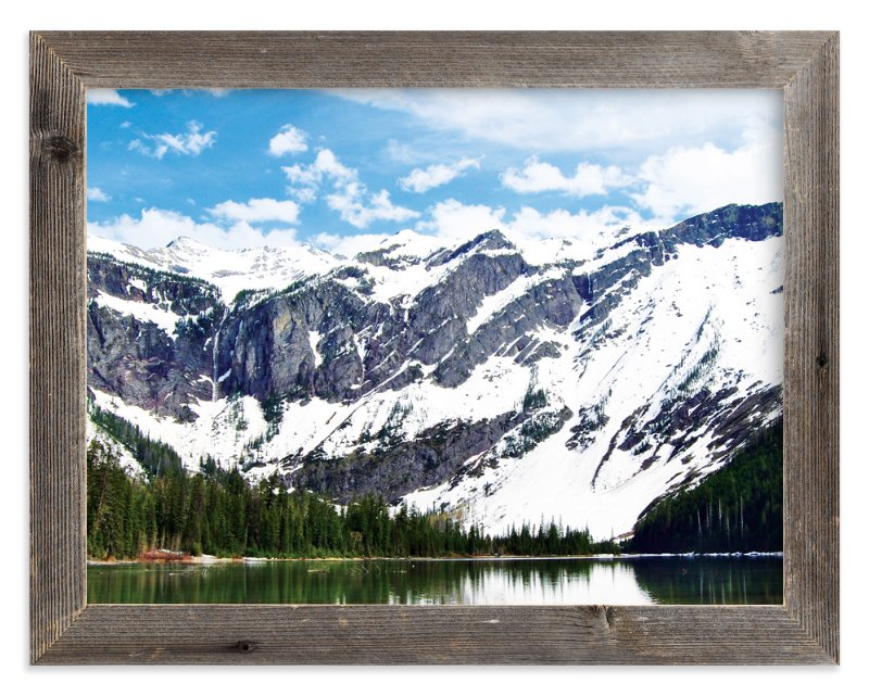 """""""Western Majesty"""" - Art Print by Abby Niziol in beautiful frame options and a variety of sizes."""