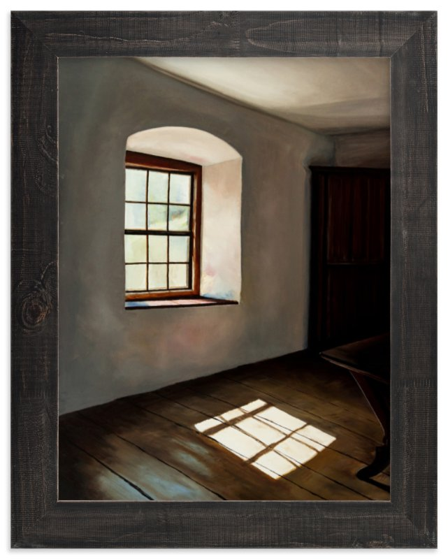 """Light and Reflection"" - Art Print by Robert Deem in beautiful frame options and a variety of sizes."