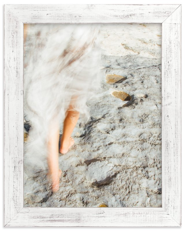 """""""Finding Center"""" - Art Print by Kaitlin Rebesco in beautiful frame options and a variety of sizes."""