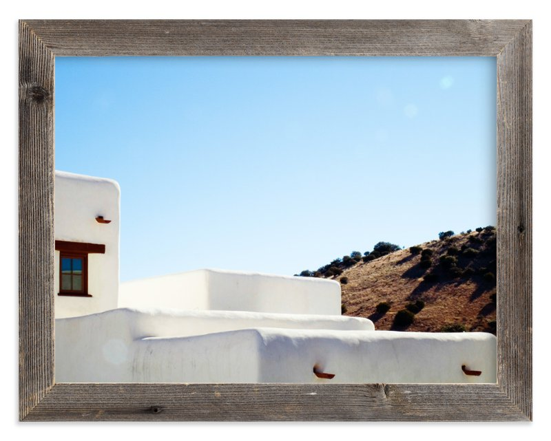 """""""Desert Morning"""" - Art Print by Paul Hodges in beautiful frame options and a variety of sizes."""