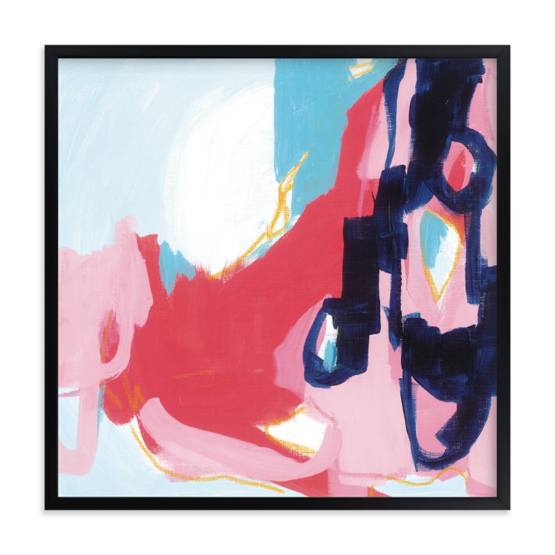 """""""Opus"""" - Art Print by Katie Craig in beautiful frame options and a variety of sizes."""