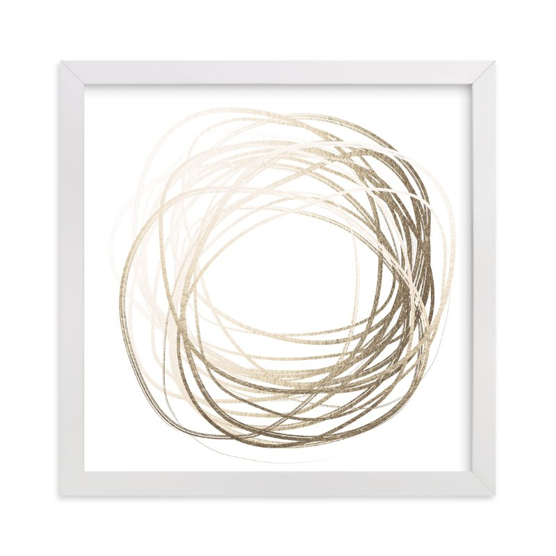 """Infinite Possibility"" - Art Print by Elemental in beautiful frame options and a variety of sizes."