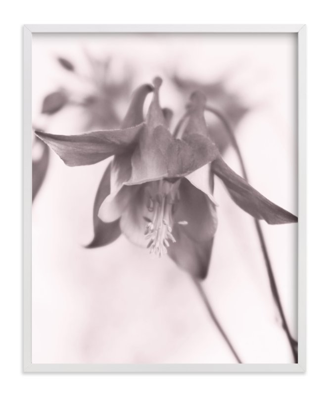 """""""Wild Blush I"""" - Art Print by Karen Kaul in beautiful frame options and a variety of sizes."""