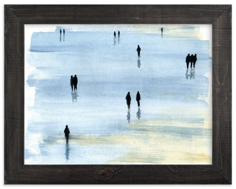 """""""Nostalgia"""" - Art Print by Lulaloo in beautiful frame options and a variety of sizes."""