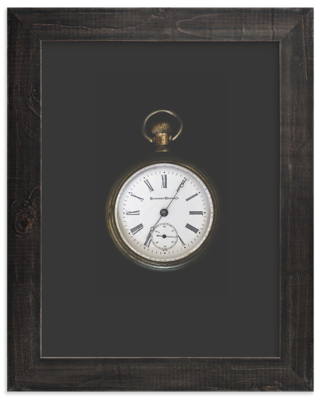 """""""Captured Time"""" - Art Print by Elemental in beautiful frame options and a variety of sizes."""