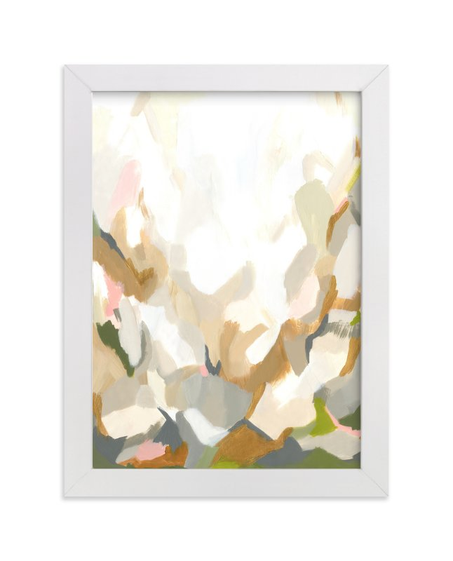 """Slopes"" - Limited Edition Art Print by Melanie Severin in beautiful frame options and a variety of sizes."