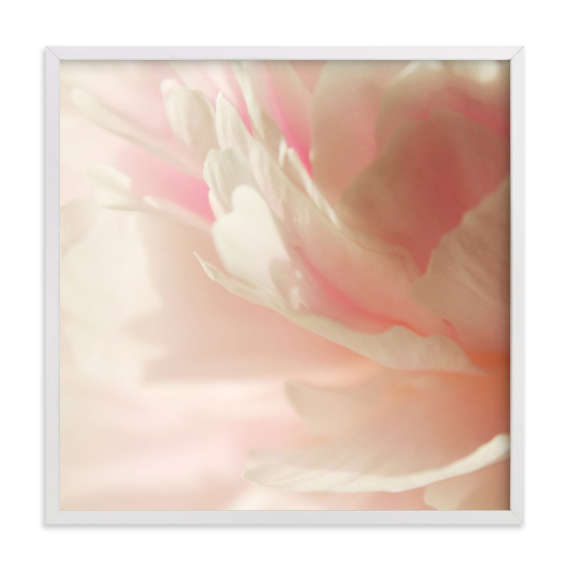 """Sweet Gesture I"" - Art Print by Karen Kaul in beautiful frame options and a variety of sizes."