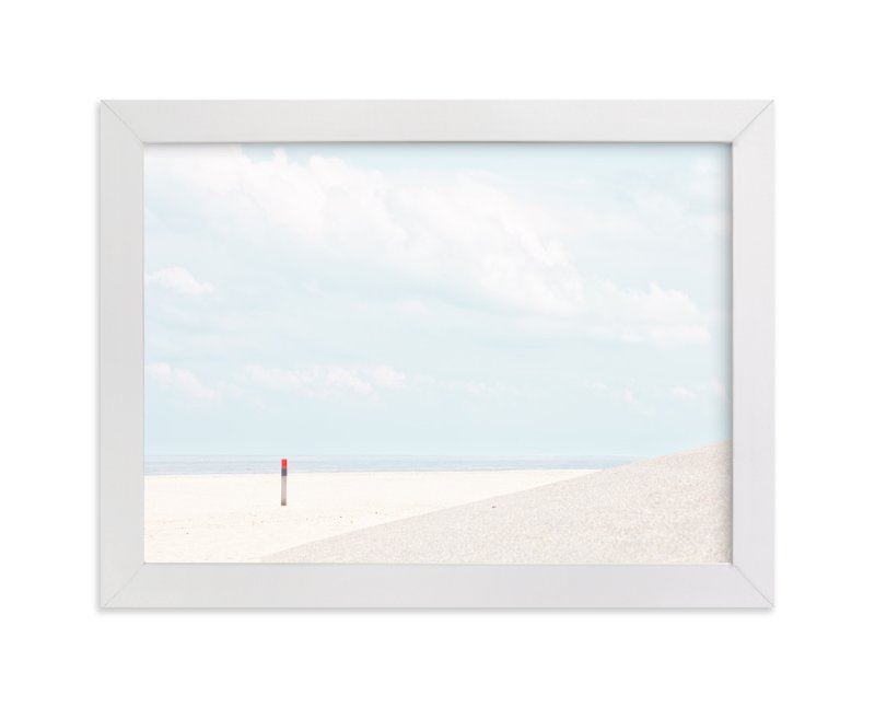 """Emptiness"" - Limited Edition Art Print by Alexandra Feo in beautiful frame options and a variety of sizes."