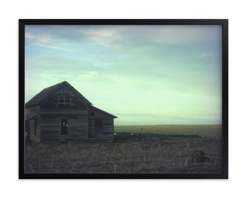 """Once Home"" - Limited Edition Art Print by Eric Eikenbary in beautiful frame options and a variety of sizes."