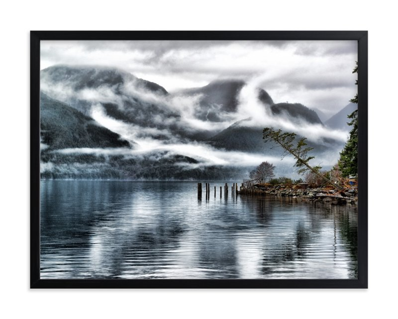 """""""Zen"""" - Art Print by Michelee Scott in beautiful frame options and a variety of sizes."""