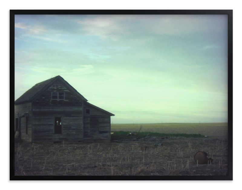 """Once Home"" - Art Print by Eric Eikenbary in beautiful frame options and a variety of sizes."