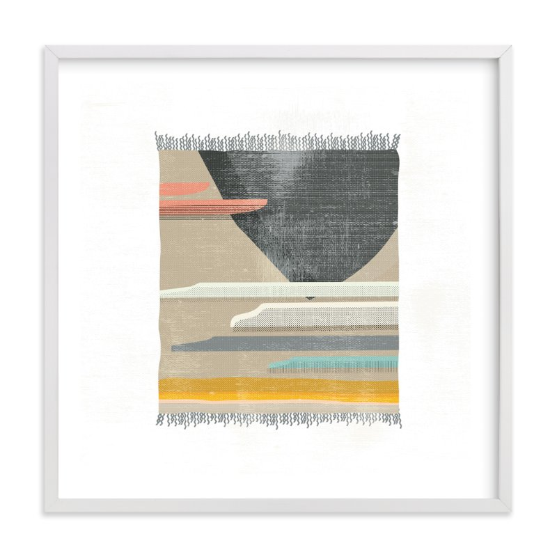 """""""Tapestry 2"""" - Art Print by Kate Capone aka Oh So Suite in beautiful frame options and a variety of sizes."""