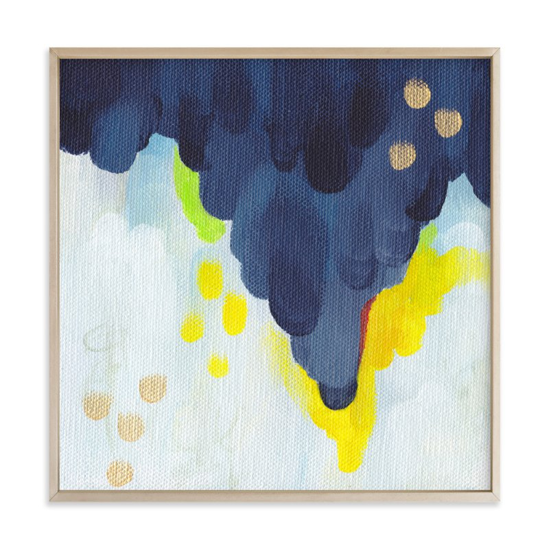 """""""Cloud Cover"""" - Art Print by Holly Whitcomb in beautiful frame options and a variety of sizes."""