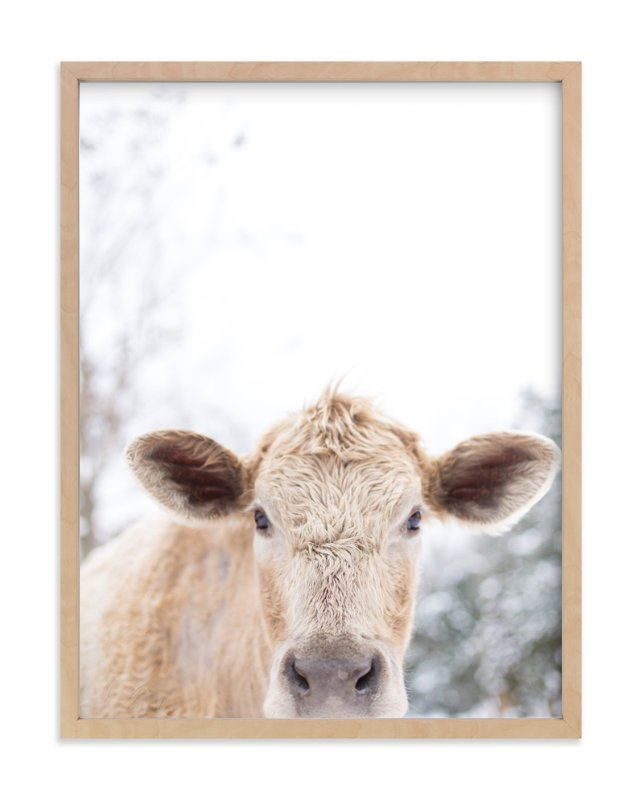 Cow Wall Art moo cow wall art printsemily gilbert | minted