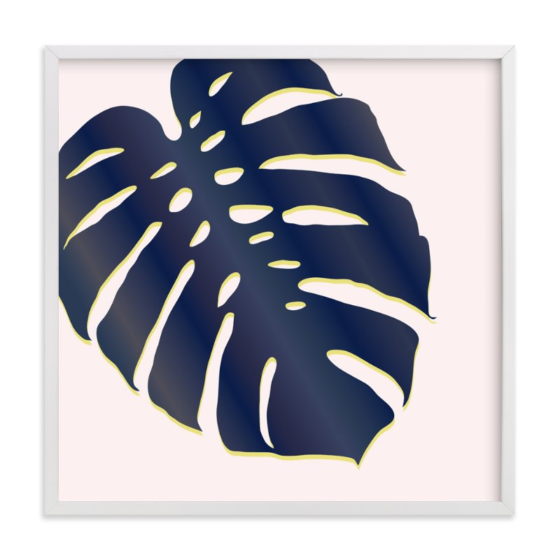 """Palm Study #6"" - Art Print by Cindy Lackey in beautiful frame options and a variety of sizes."